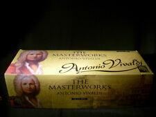 40-CD-BOX SET- ANTONIO VIVALDI-The Masterworks-Brilliant Classics (2002 Holland)
