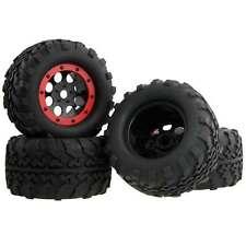 Beadlock Tires Wheel T3011 160mm Fit RC Traxxas E-MAXX HPI Savage Flux 1:8 Truck