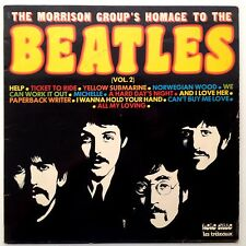 """THE MORRISON GROUP'S """"HOMAGE TO THE BEATLES"""" - VG+/VG++ N° 6258 - LP 33 TOURS"""