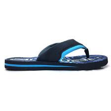 Sandali e scarpe infradito blu casual per il mare da uomo