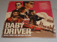OST -  BABY DRIVER -  (Soundtrack 2017 Motion Picture) - 2LP Vinyl // NEU & OVP