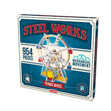Schylling Steel Works Ferris Wheel, Mechanical Movement