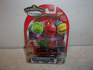 Chuggington StackTrack - Old Puffer Pete - New in Package