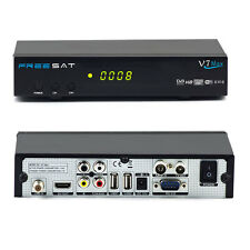V7Max 1080P Full HD DVB-S2 Digital Decoder TV Satellite Receiver support USB wif