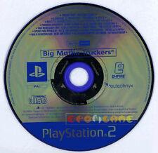 BIG MUTHA TRUCKERS Ps2 Versione Promo Europea gioco completo »»»»» SOLO DISCO