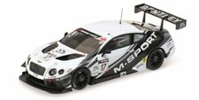 M Sport Bentley Gt3 British Gt 2014 Silverstone #17 1:43 Model ALMOST REAL