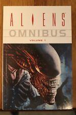 Aliens Omnibus Volume 1 Dark Horse TPB