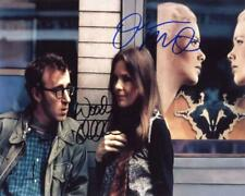 "Woody Allen & Diana Keaton Annie Hall SIGNED AUTOGARPHED 10""X8""REPRO PHOTO PRINT"