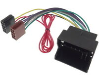 FIAT Radio Adapter Quadlock ISO Kabel Scudo Qubo Ulysse Stecker Kabel Kabelbaum