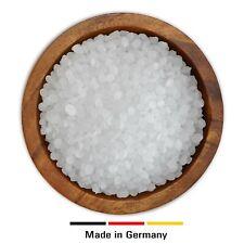 1-25 kg Paraffinwachs 50 - 52°C in Pastillen für Wachsbad, Hand- und Fußbäder