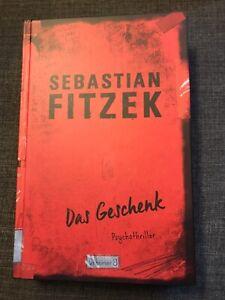 Fitzek: Das Geschenk, Psychothriller (Isbn 978-3-426-28154-3)