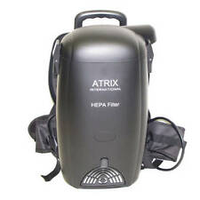 â—� Atrix Vacbp1 â—� Hepa Backpack Vacuum Cleaner Canister Blower Black New â—�