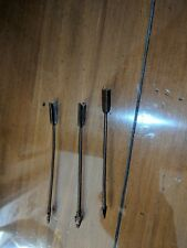 Marx lot of 3 arrows for Fort Apache Fighters Series figures Ex Condition