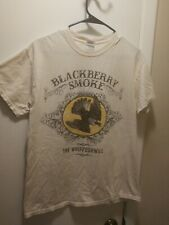 Blackberry Smoke The Whippoorwill USA Tour  2013-2014 T Shirt Men's Size M Cream