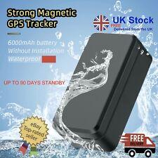 Magnetic GPS Tracker Car Van Vehicle Fleet Tracking Worldwide Use NO Monthly Fee