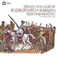 Mstislav Rostropovich - R. Strauss: Don Quixote NEW CD