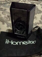 iHome 2GO iHM1 portable speaker for iPod Nano. Good condition & Works Great.
