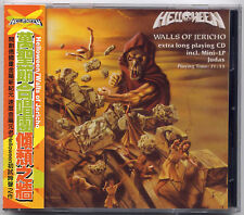 Helloween: Walls of Jericho (1985) CD OBI TAIWAN