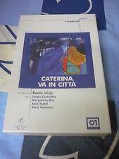 CATERINA VA IN CITTA' PAOLO VRZI' IL QUADERNO E IL DVD