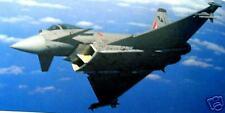 Eurofighter EF-2000 Typhoon EF2000 Airplane Wood Model