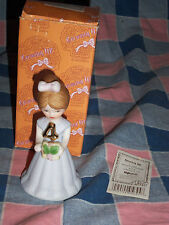 New Growing Up Girls Figure Store Displayed Box Tag E-9528 Age 4 Brunette