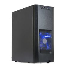 AMD Quad Core Gaming Desktop PC Computer 8GB 1TB Win 10 Custom Built System New!