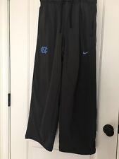 NIKE North Carolina Tar Heels NCAA Therma-Fit Pants Bottoms Men's Sz L Gray