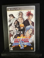 PSP BLEACH Soul Carnival 2 - PSP Playstation Portable - Japan Import
