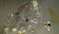 Necklaces,17 Pc Jewelry Lot Unique Various New Stylish Free US Ship Great Gifts