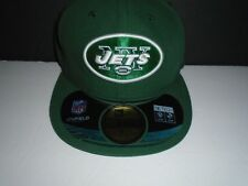 New York Jets NFL NE Tech On-Field New Era 59Fifty Fitted Hat 7 1/8 NWT