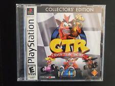 CTR: Crash Team Racing Collector's Edition PS1