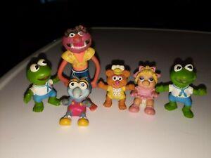 Disney Vintage Muppet figures.