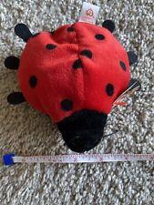 TY Beanie Baby - LUCKY the Ladybug (5 inch) - Plush