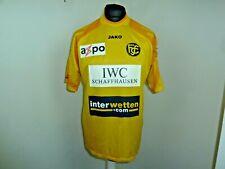 Schaffhausen Home football shirt 2005 - 2006 Soccer Jersey Size Large