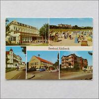 Seebad Ahlbeck Ostseehotel Postcard (P372)