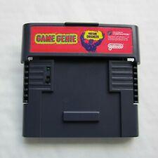 GALOOB GAME GENIE VIDEO GAME ENHANCER FOR THE SUPER NINTENDO / SNES