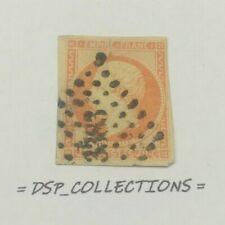 TIMBRE NAPOLÉON - Ob. PC 3383 - 40 CENT ORANGE N°16 - SEPTEUIL - n°23