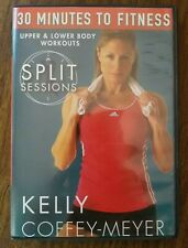 Kelly Coffey-Meyer 30-Minutes to Fitness Exercise Dvd: Split Sessions