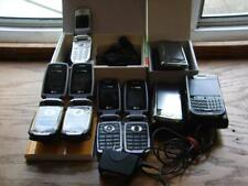 Old Pre-Owned Cell Phone Lot With Accessories Lg Blackberry