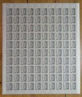 Berlin 140 y postfrisch Druckerzeichen DZ 12 kompletter Bogen Mi. 110,00 € MNH