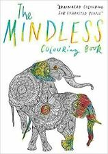 THE MINDLESS COLOURING BOOK - POTTER, PATRICK (COM) - NEW PAPERBACK BOOK