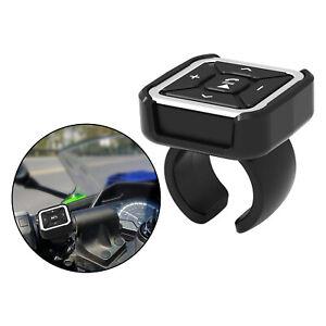 Bluetooth audio adapter, car bluetooth media button audio steering wheel remote