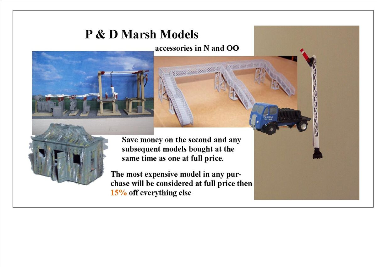 PD Marsh Model Railways
