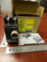 Square D QOU260 Circuit Breaker; 2 Pole; 60A; Unit Mount; 120/240VAC