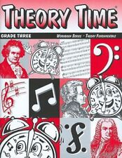 Theory Time Grade 3 - Music Theory Workbook (for all instruments)