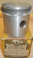 "1935-1940? Matchless 500cc original NOS 82.5mm +020"" bore Heplex piston assembly"