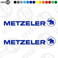 METZELER - Vinyl Decal / Sticker  - Motorbike Heritage Racing Classic 7405-0119