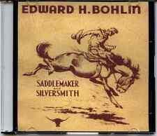 1937 Bohlin Catalog on CD, Saddles & Silver Hollywood