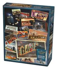 Doctor Who Postcards 1000-Piece Jigsaw Puzzle