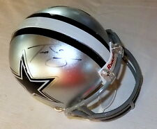 TERRANCE WILLIAMS Cowboys Autographed Mini Helmet including BDS COA #2864